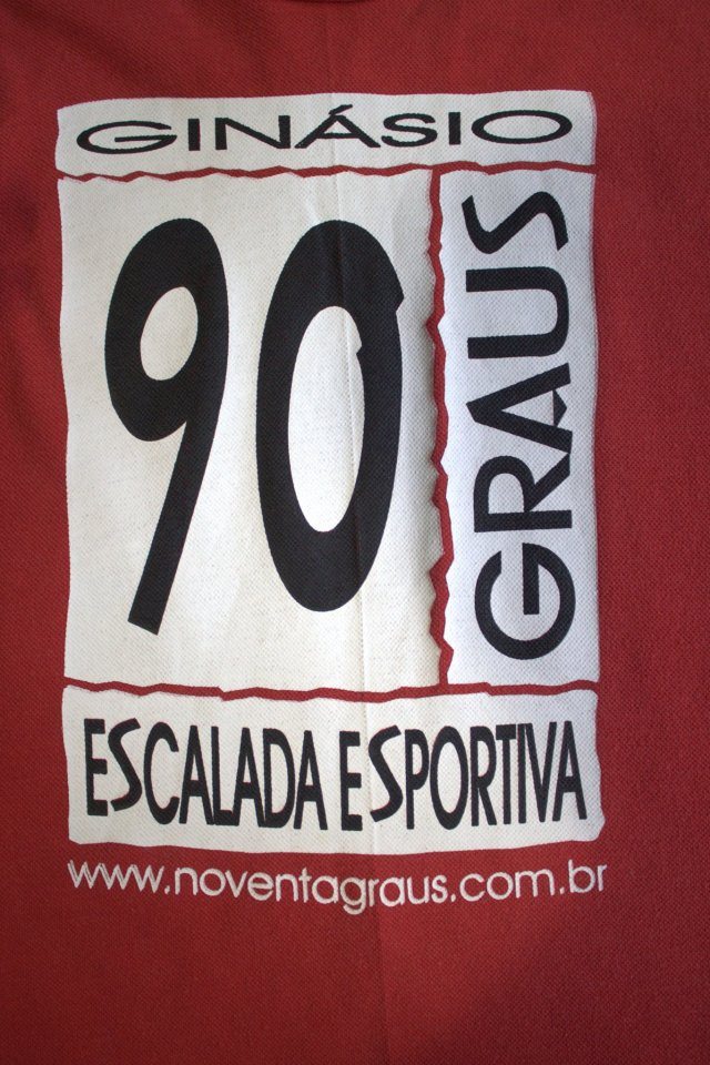 90 GRAUS :: ESCALADA ESPORTIVA