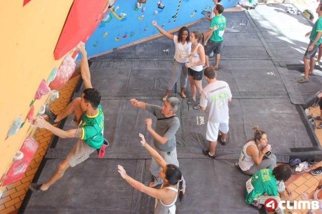 Brasileiro de Boulder - BHFoto: 4 Climb