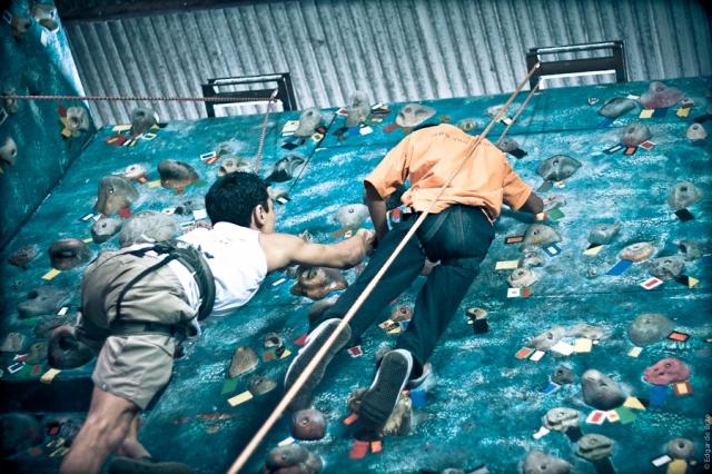 2o Evento Paraclimbing BrasilFoto: Edgar Veloso