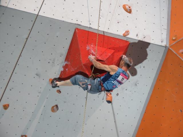Campeonato Mundial de Escalada e Paraclimbing - FrançaFoto: Bellani