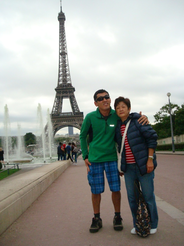 Ahhhhhh Paris!