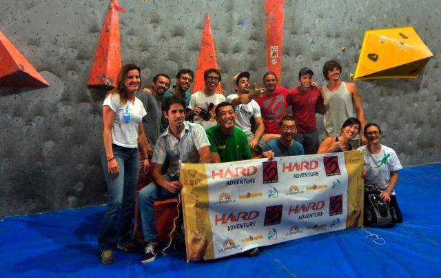 Equipe ABEE + UBT + Voluntarios